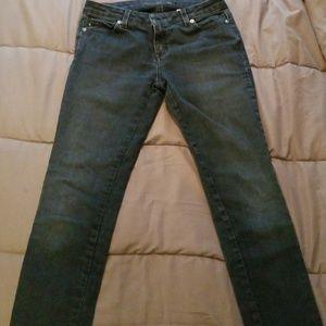 Michael Kors, size 4 skinny jeans